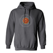 Star Trek: Starfleet Academy Engineering Badge Fleece Hooded Sweatshirt