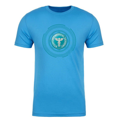 Star Trek: Starfleet Academy Medical Badge Adult Short Sleeve T-Shirt