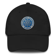 Star Trek Starfleet Science Badge Embroidered Hat