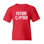 Star Trek: The Original Series Future Captain Kids Short Sleeve T-Shirt
