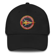 Star Trek Starfleet Academy Red Squadron Embroidered Hat