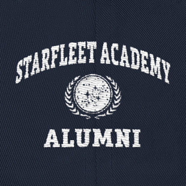 Star Trek Starfleet Academy Alumni Embroidered Hat