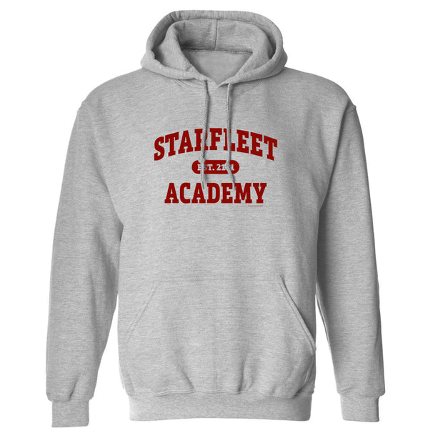 Star Trek: Starfleet Academy EST. 2161 Fleece Hooded Sweatshirt