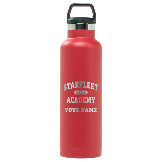 Star Trek Starfleet Academy EST. 2161 Personalized RTIC Water Bottle