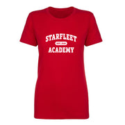 Star Trek Starfleet Academy EST. 2161 Women's Short Sleeve T-Shirt