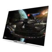 Star Trek: Enterprise Ships of the Line Distant Cousins Acrylic