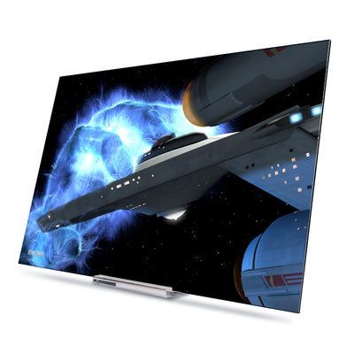 Star Trek: The Original Series Ships of the Line Righteous Wrath Acrylic