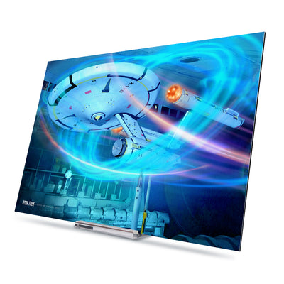 Star Trek: Enterprise Ships of the Line Wind Tunnel Acrylic