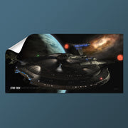 Star Trek: Enterprise Ships of the Line Distant Cousins Removable Wall Peel