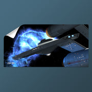 Star Trek: The Original Series Ships of the Line Righteous Wrath Removable Wall Peel