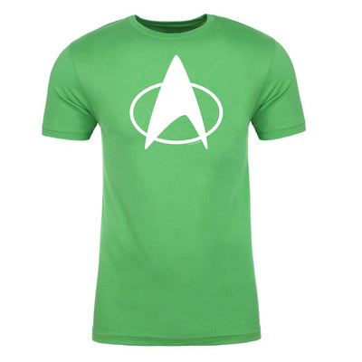 Star Trek: The Next Generation Delta St. Patrick's Day Adult Short Sleeve T-Shirt