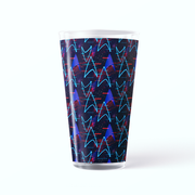 Star Trek: The Next Generation Delta 17 oz Pint Glass