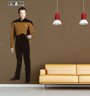 Star Trek: The Next Generation Data Wall Decal Sticker