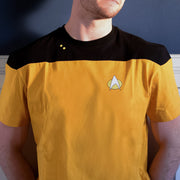 Star Trek: The Next Generation Operations Uniform T-Shirt