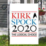 Star Trek: The Original Series Kirk & Spock 2020 Garden Flag
