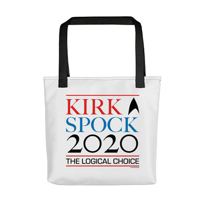 Star Trek: The Original Series Kirk & Spock 2020 Tote Bag