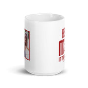 Star Trek: The Original Series Best Mom in the Universe Personalized Photo White Mug