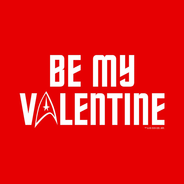 Star Trek: The Original Series Be My Valentine Women's Relaxed Scoop Neck T-Shirt