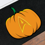 Star Trek: The Original Series Delta Pumpkin Door Mat