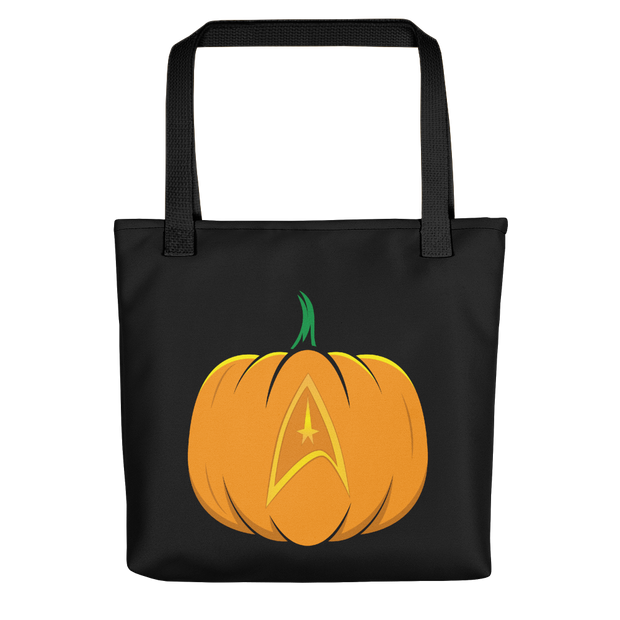 Star Trek: The Original Series Delta Pumpkin Premium Tote Bag