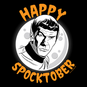 Star Trek: The Original Series Happy Spocktober Fleece Hooded Sweatshirt