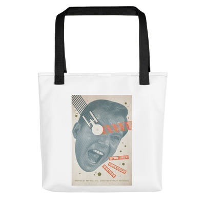 Star Trek: The Original Series Juan Ortiz Obsession Canvas Tote