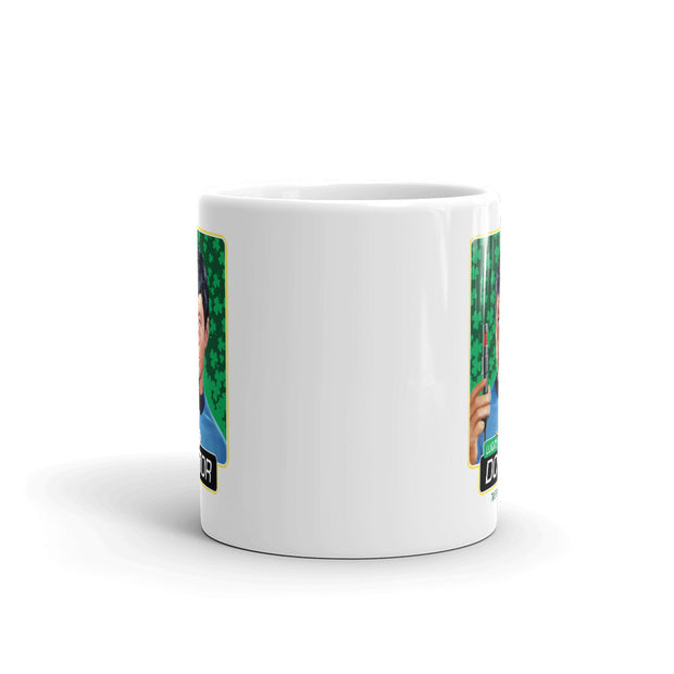 Star Trek: The Original Series Lucky Doctor White Mug