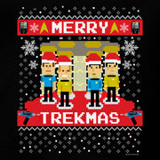 Star Trek: The Original Series Merry TrekmasWomen's Relaxed Scoop Neck T-Shirt