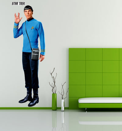 Star Trek: The Original Series Spock TOS Wall Decal Sticker