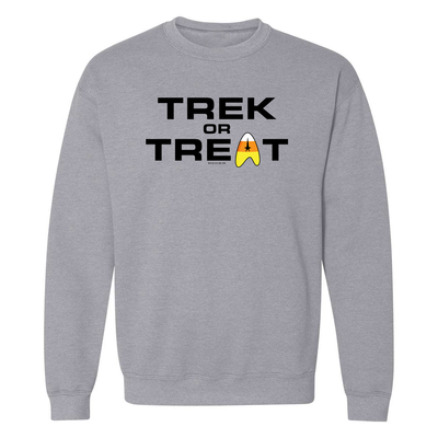 Star Trek: The Original Series Trek or Treat Fleece Crewneck Sweatshirt
