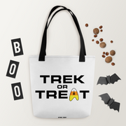 Star Trek: The Original Series Trek or Treat Premium Tote Bag