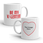 Star Trek: The Original Series Valentine's Personalized Photo Upload Mug