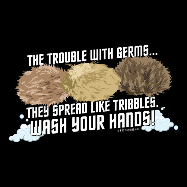 Star Trek: The Original Series Wash Your Hands Tribbles Women's Relaxed Scoop Neck T-Shirt