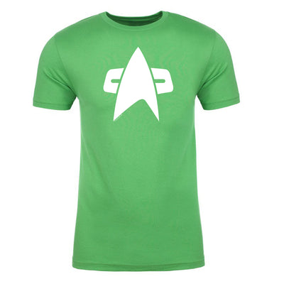 Star Trek: Voyager Delta St. Patrick's Day Adult Short Sleeve T-Shirt