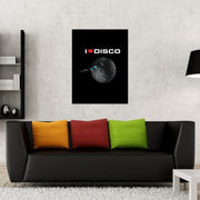 Star Trek: Discovery Heart DISCO Ball Poster