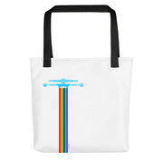 Star Trek: Discovery Pride Ship Tote Bag