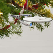 Star Trek: The Motion Picture U.S.S. Enterprise NCC-1701 40th Anniversary Ornament With Light