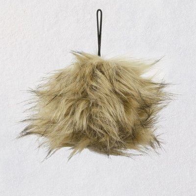 Star Trek Tribble Fabric Ornament With Sound and Motion