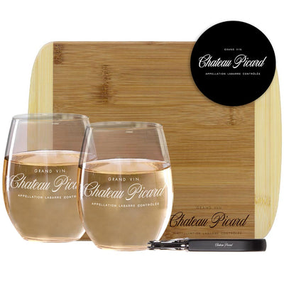 Star Trek: Picard Chateau Picard At Home Wine Bundle