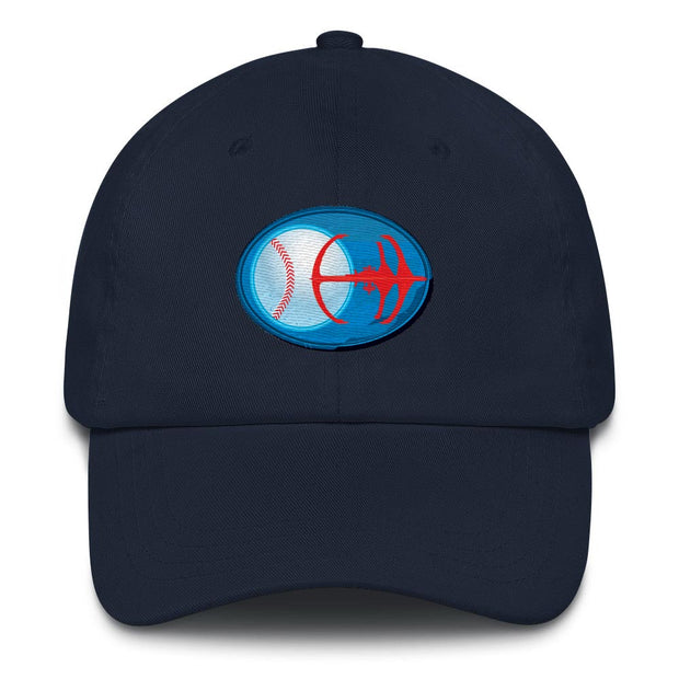 Star Trek: Deep Space Nine Niners Logo Personalized Embroidered Hat