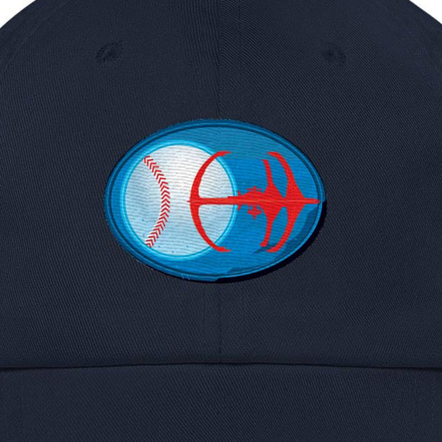 Star Trek: Deep Space Nine Niners Logo Embroidered Hat