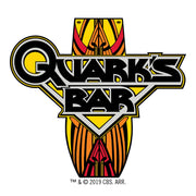 Star Trek: Deep Space Nine Quark's Bar Vintage Logo Pint Glass