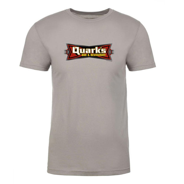 Star Trek: Deep Space Nine Quark's Bar & Restaurant Adult Short Sleeve T-Shirt