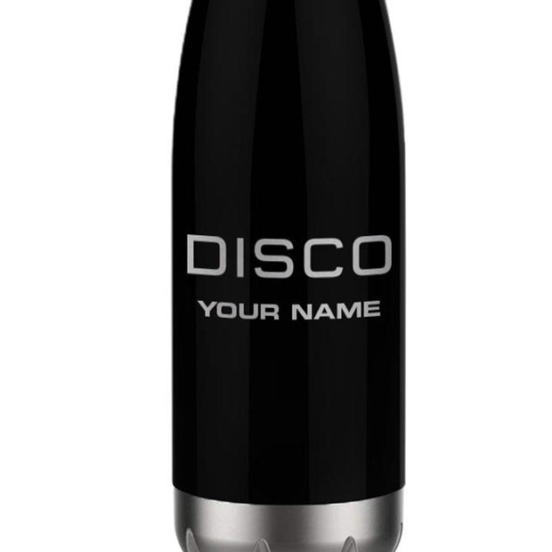 Star Trek: Discovery Disco Personalized 17 oz Stainless Steel Slim Water Bottle