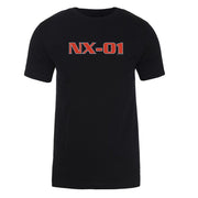 Star Trek: Enterprise NX-01 Adult Short Sleeve T-Shirt