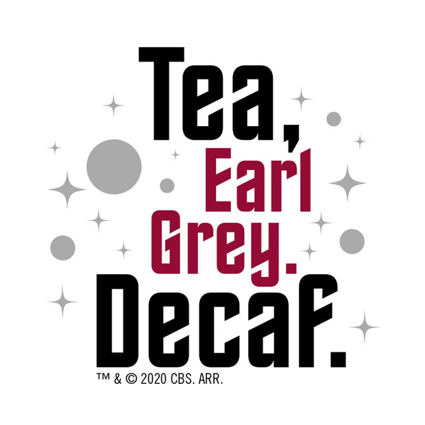 Star Trek: Picard Earl Grey Decaf Travel Mug