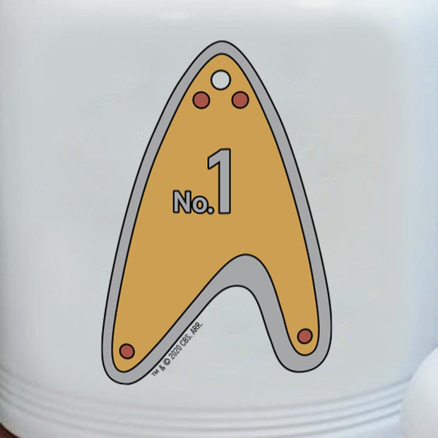 Star Trek: Picard No.1 Treat Jar