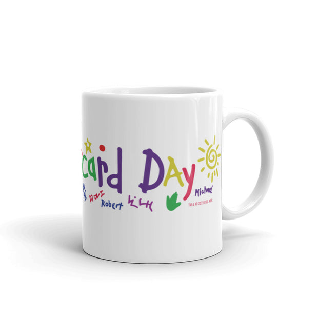 Star Trek: The Next Generation Captain Picard Day White Mug