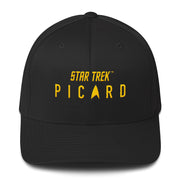 Star Trek: Picard Logo Personalized Embroidered Hat