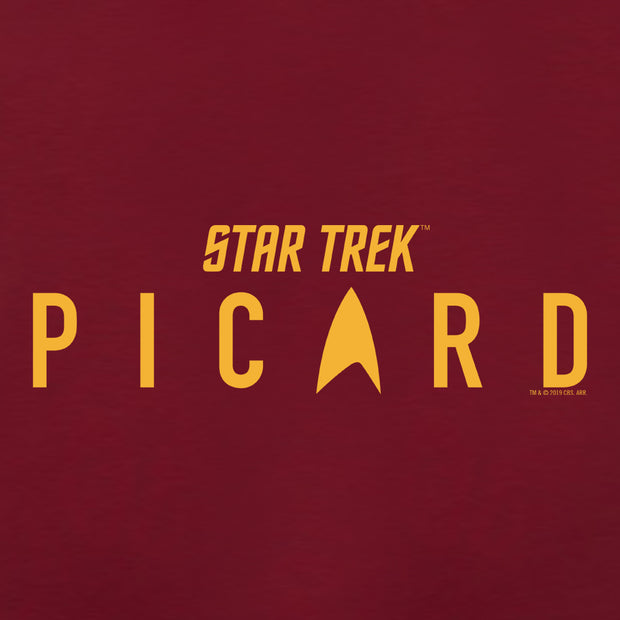 Star Trek: Picard Logo Women's Short Sleeve T-Shirt
